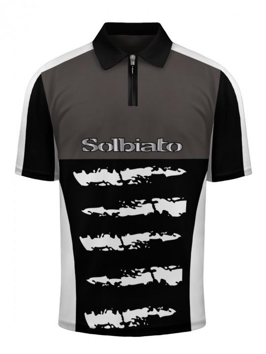 Solbiato_Silver_FW19_Top_Polo_SL-Velesh_White_Front
