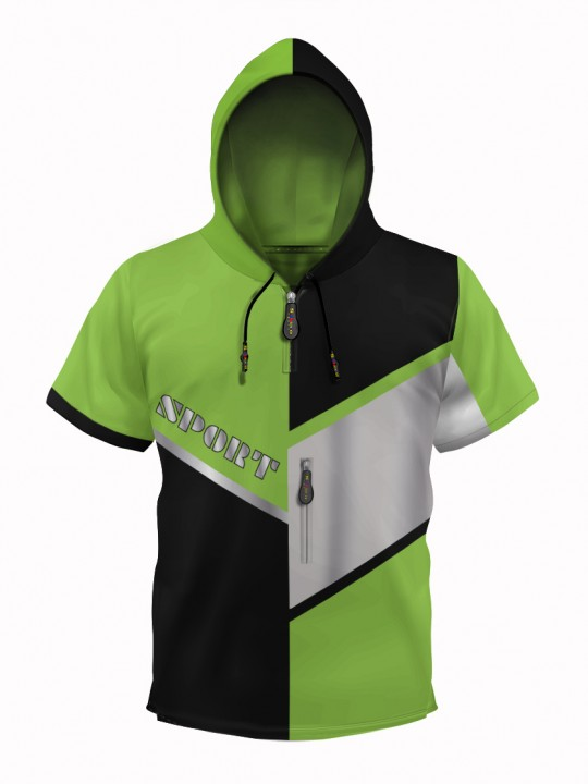 Solbiato_Sport_FW19_Top_HD_Nile_Lime_Front