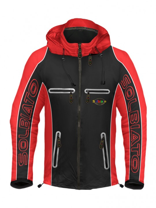 Solbiato_Sport_FW19_Top_Jacket_Red_FINO_front