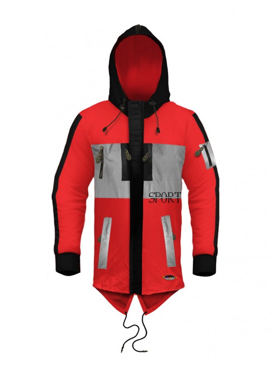 Solbiato_Sport_FW19_Top_Jacket_Red_Swiss_front