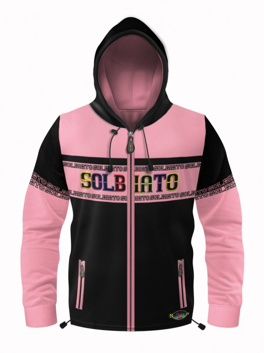 Solbiato_Sport_FW19_Top_SWT_King_Pink_Front