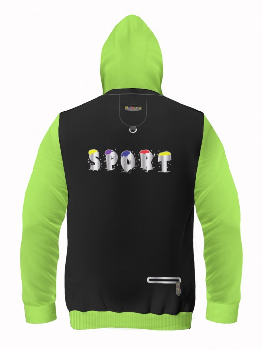 Solbiato_Sport_FW19_Top_SWT_Topping_Lime_Back