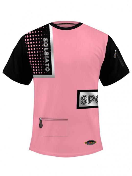 Solbiato_Sport_FW19_Top_Tee_Dato_Pink_Front