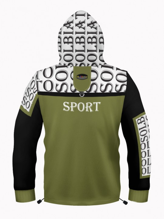 Solbiato_Sport_FW19__Army_Bolton_Top_SWT_Back