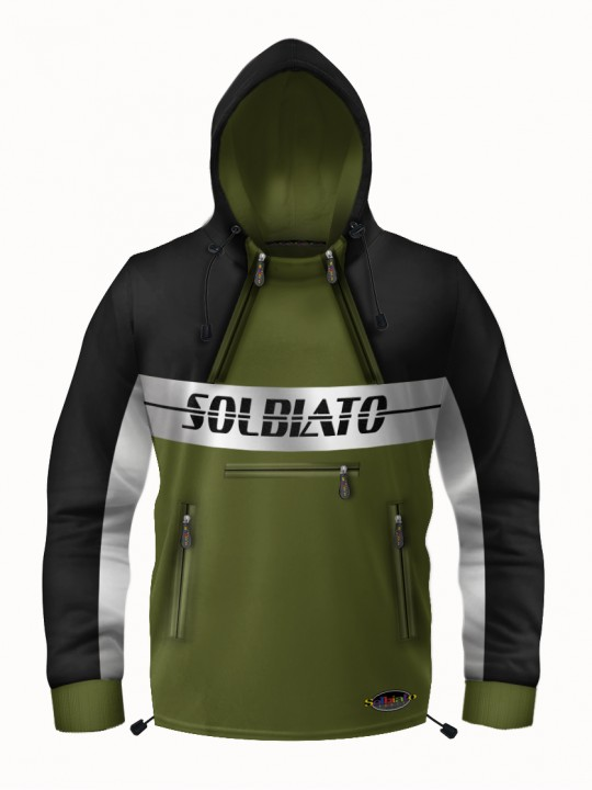 Solbiato_Sport_FW19__Army_Cover_Top_SWT_Front