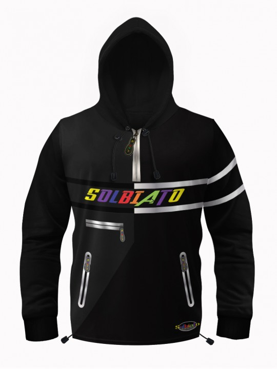 Solbiato_Sport_FW19__Black_Toucher_Top_SWT_Front
